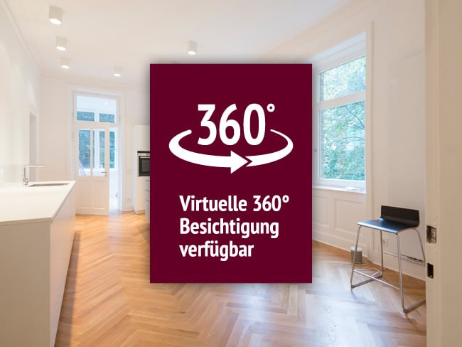 360° Virtuelle Besichtigung